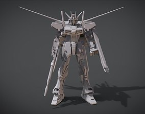 Aile Strike Gundam 3D printable model