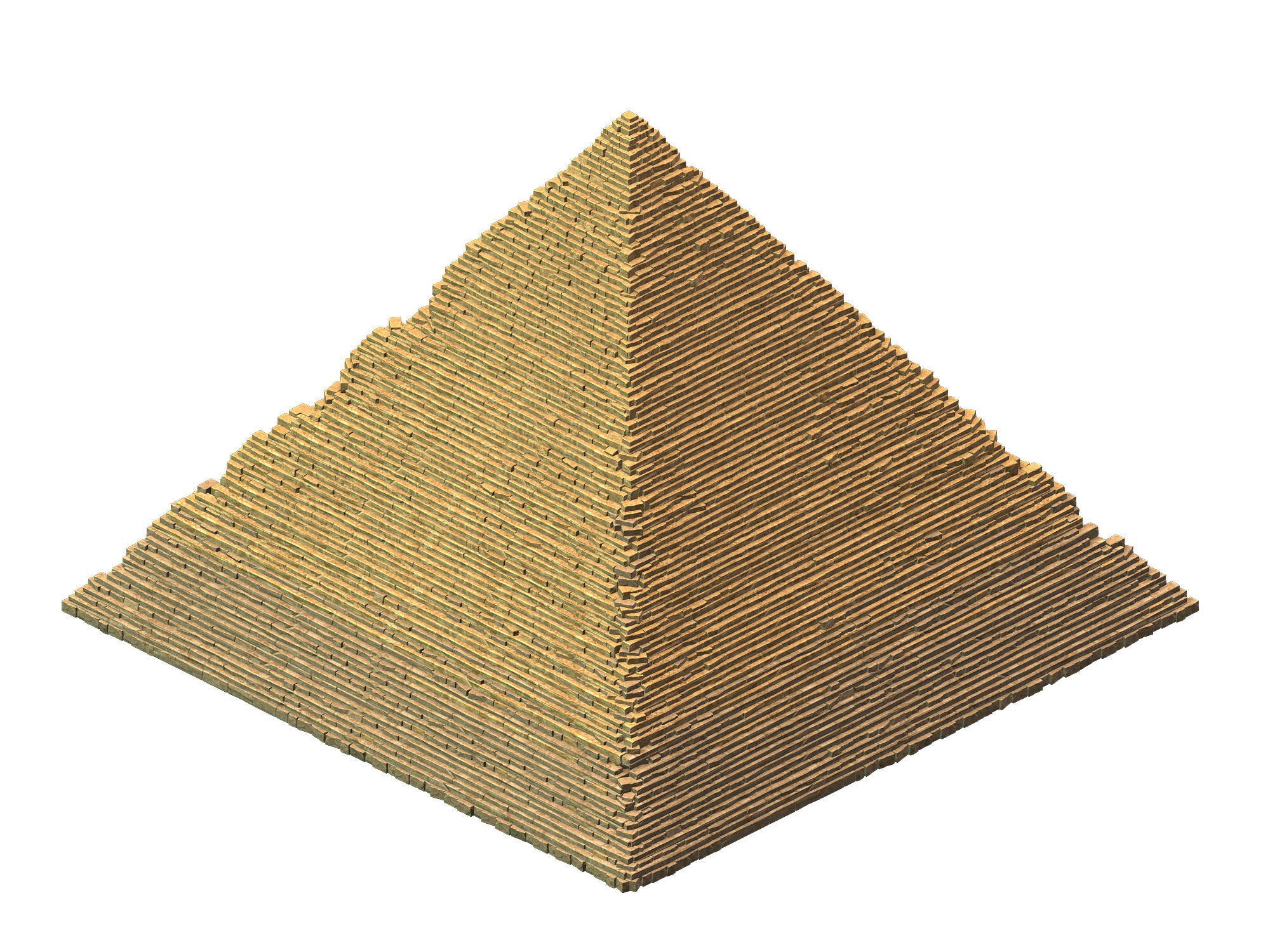 Giza - Three Pyramids 01