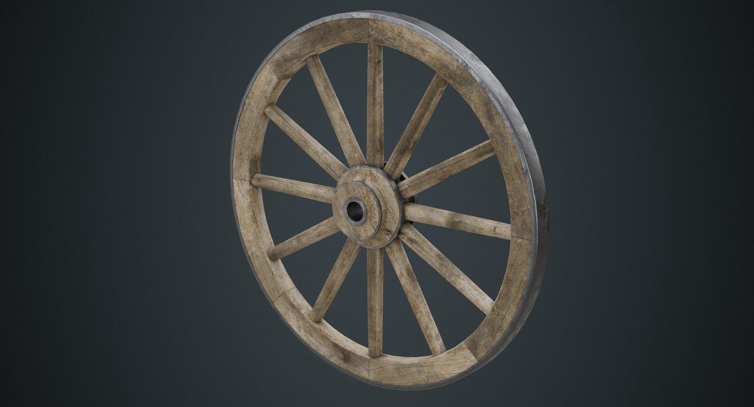 Wagon Wheel 1B