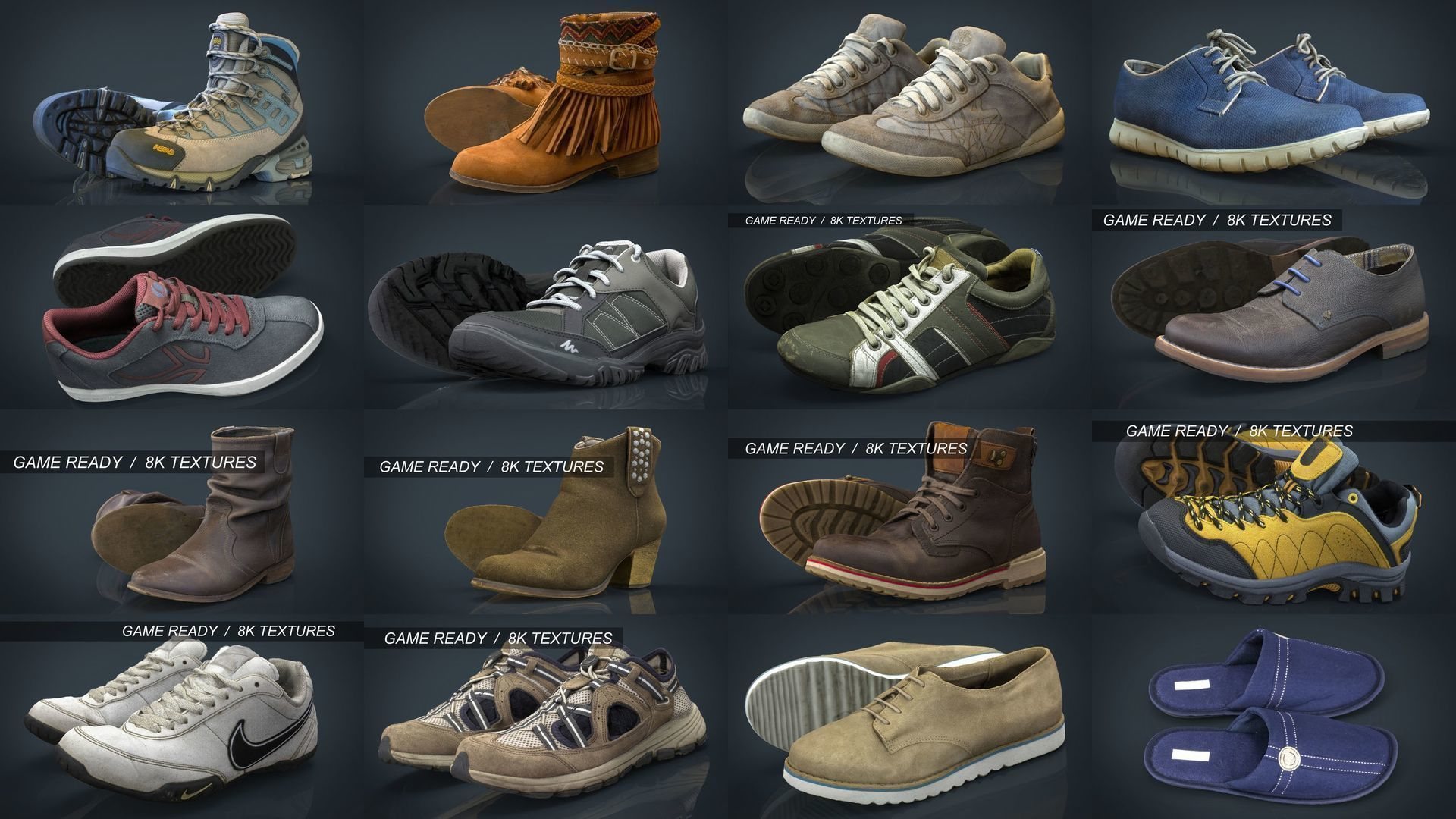 Shoes collection Pack x29