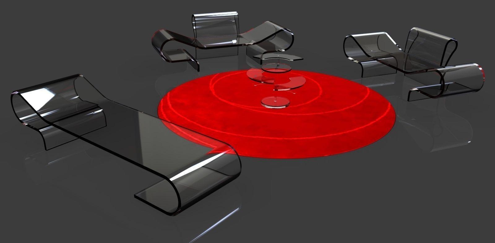 Transparent aluminum furniture free 3D Model DWG  : transparent aluminum furniture 3d model dwg from www.cgtrader.com size 1600 x 788 jpeg 59kB