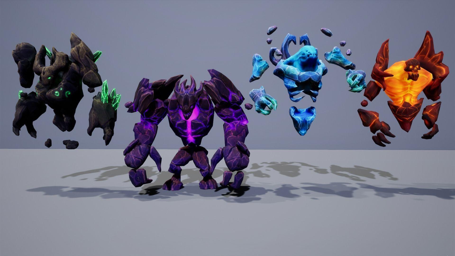 Elementals Mega Pack