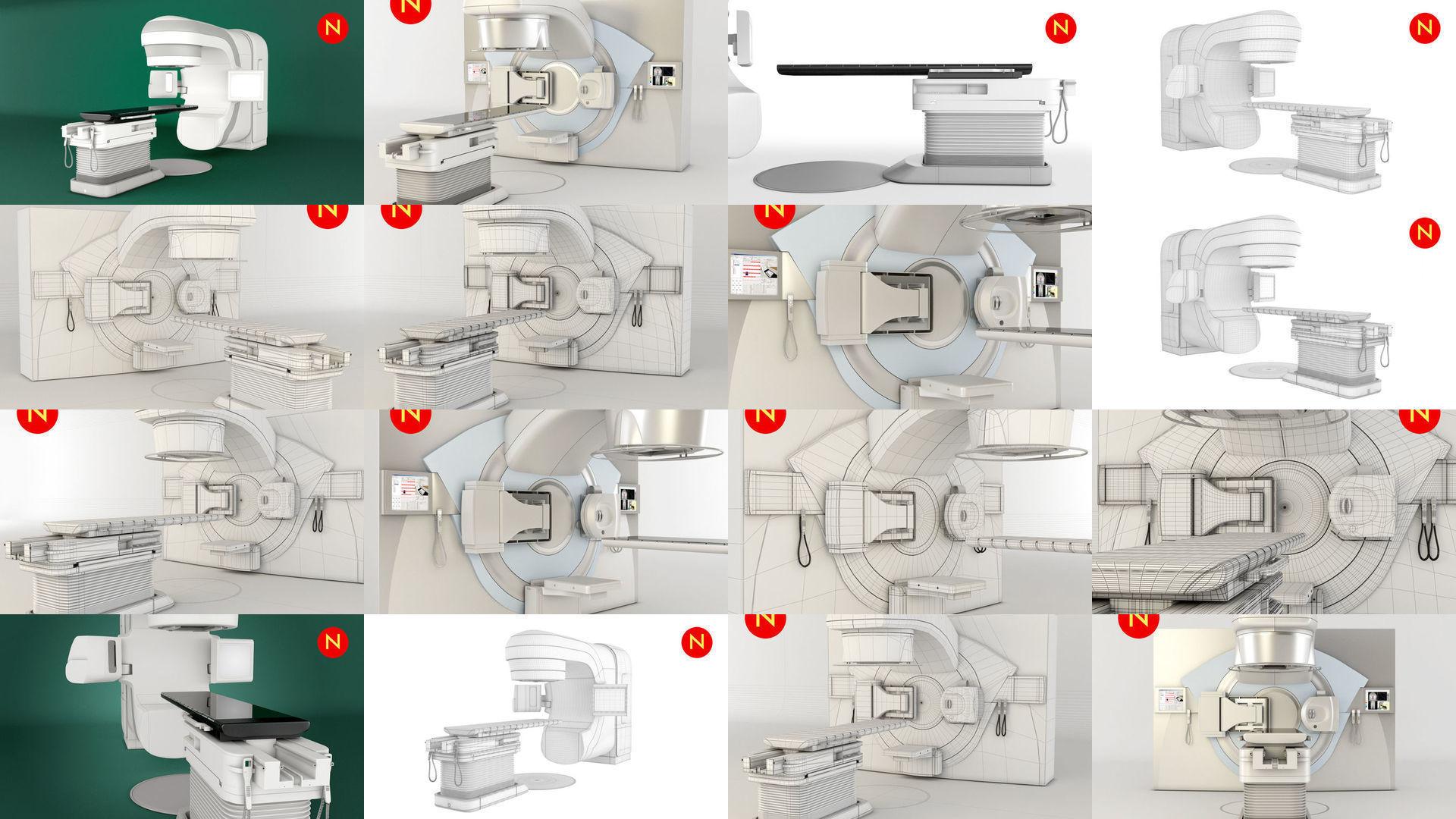 2 Radiotherapy Machines