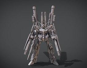 RX-0 Unicorn Gundam 01 Full Armor 3D print model