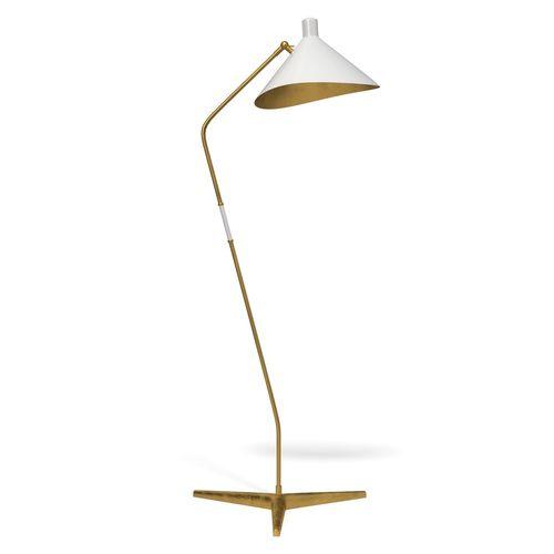 mayotte large offset floor lamp 3d model max obj mtl fbx 1