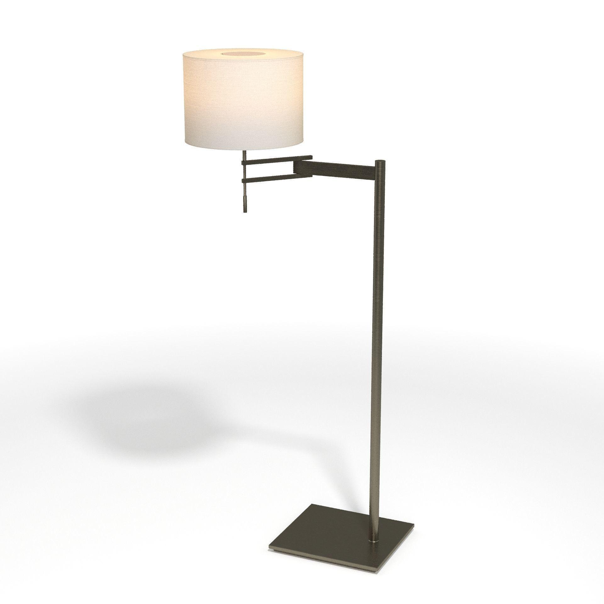 Studio Signature Swing Arm Floor Lamp
