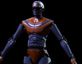 ROBOT 4 3D