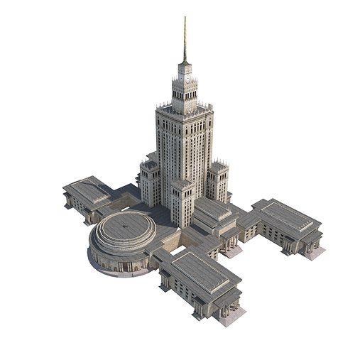 Monumental Skyscraper