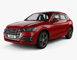 Audi Q5 S-Line 2016 3D