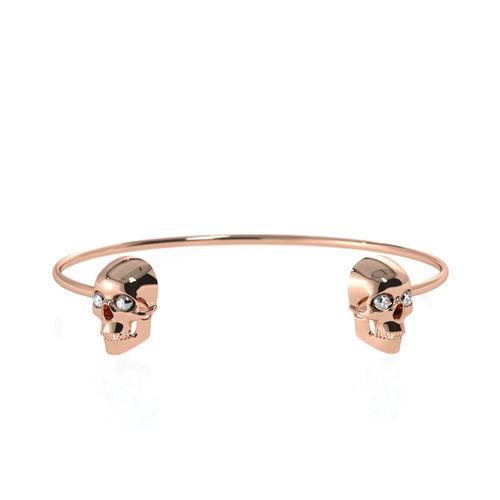skull bracelet 3d model stl 3dm 1