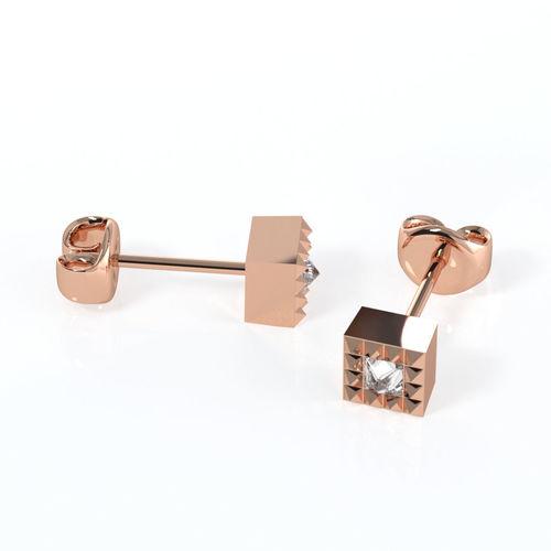 ice earrings 2 3d model stl 3dm 1