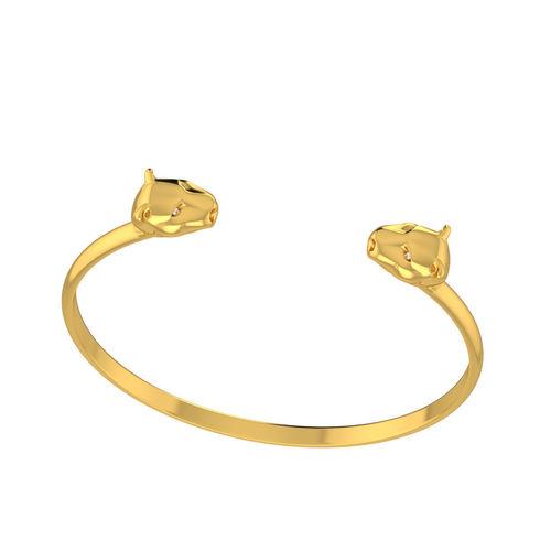 bracelet lions 3d model stl 3dm 1