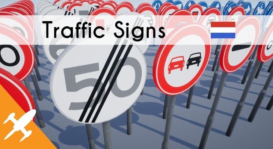 Traffic signs  Dutch