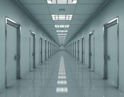 3D Matrix Hallway