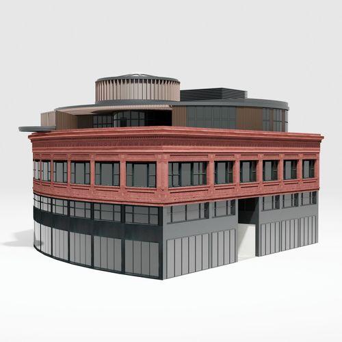 Kapor Center Building