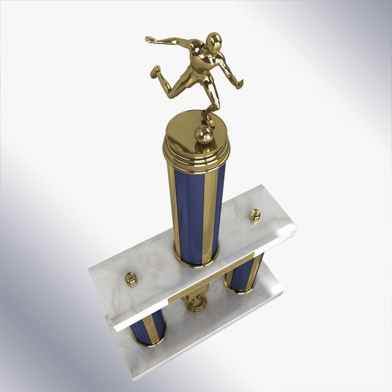 Soccer Trophy