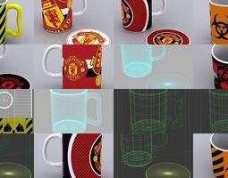 3D model Coffee Mugs