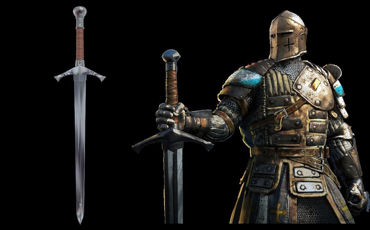 For honor warden sword