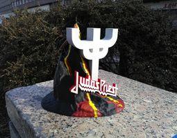 Statue Judas Priest 3D print model