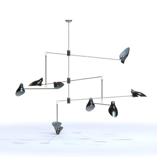 405 hanging mobile  david weeks studio 3d model max obj mtl fbx 1