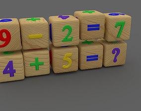 3D Cubes For Mathematics cubes