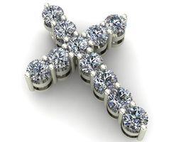 3D print model jewel CROSS