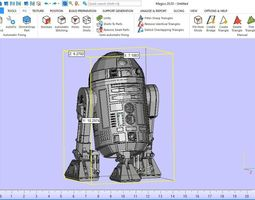 R2D2 3d print