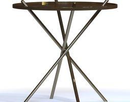 Thomas Lavin - Milo Accent Table 3D