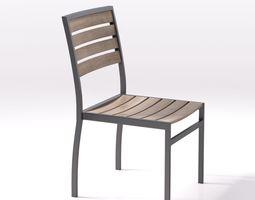 jado side chair 3D