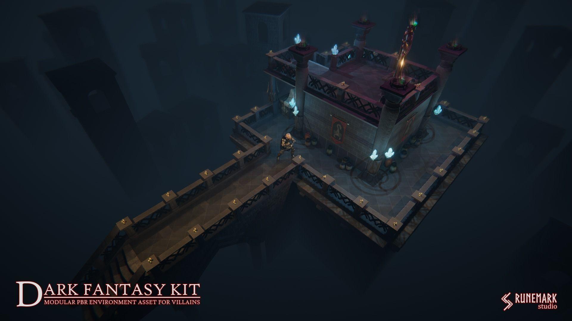 Dark Fantasy Kit