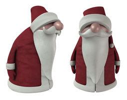 Santa Claus 3D PBR