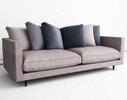 3D model sofa room Sofa collection