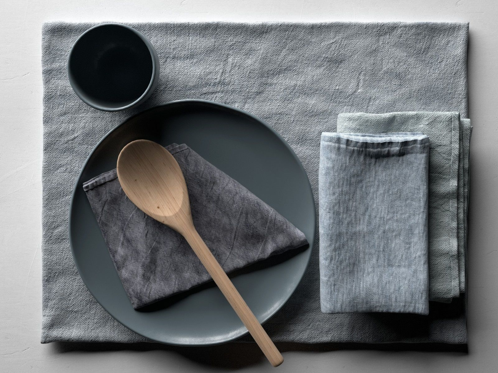 Napkins with Tableware