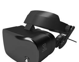 Samsung HMD Odyssey Windows Mixed Reality 3D model