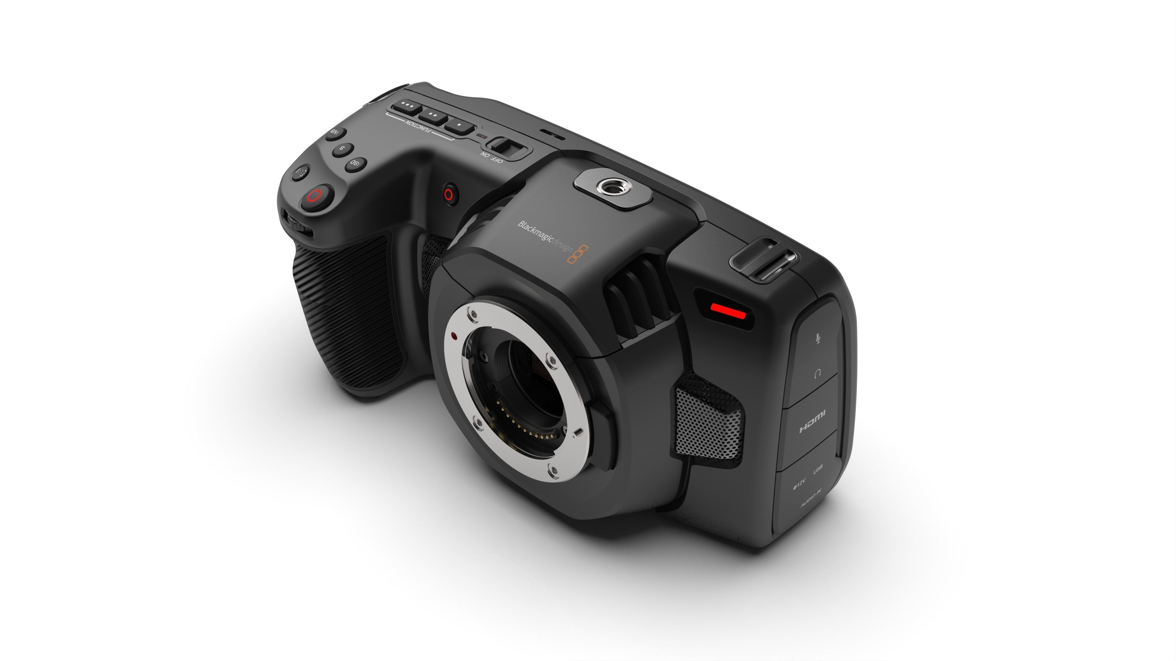 Blackmagic Pocket Cinema Camera 4K CAD