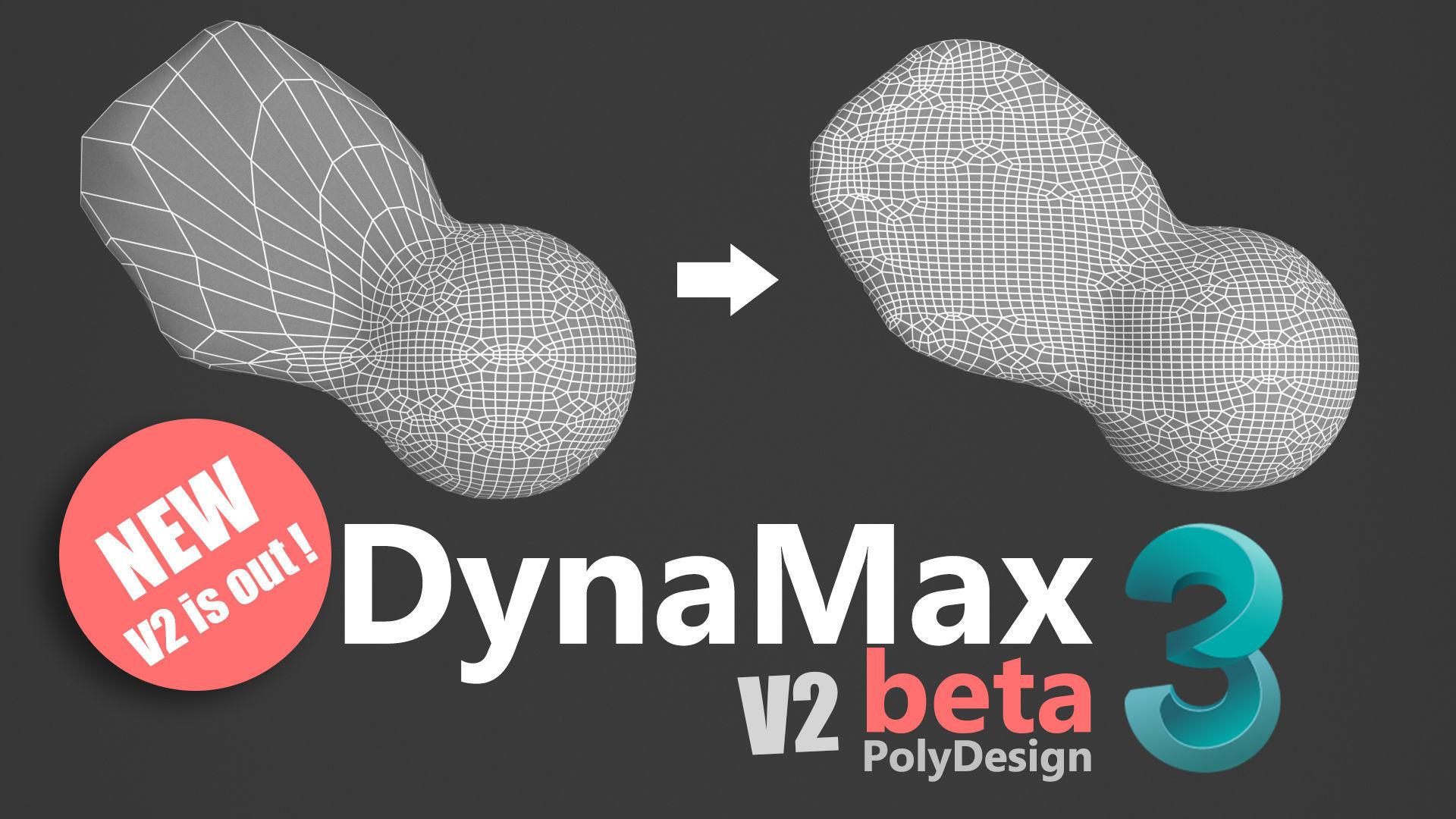 DynaMax V2 for 3dsmax | 3D model