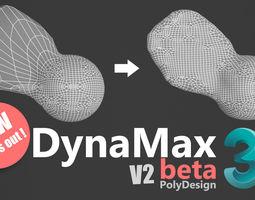 DynaMax V2 for 3dsmax scripts
