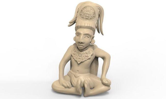 Mayan Figure 4