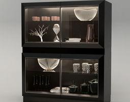 3D Cupboard-buffet Cattelan italia
