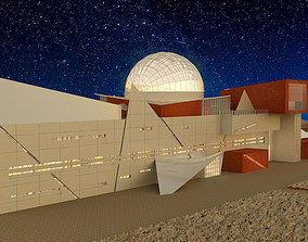 3D model observatory and science center