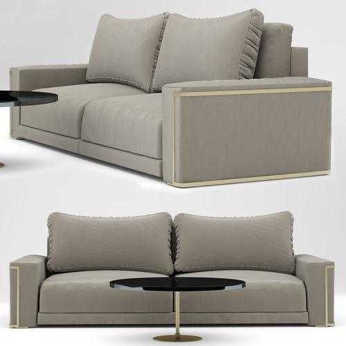 c683d0e068c7 sofa montgomery sofa design fendi casa 3d model max obj mtl 3ds fbx dxf dwg  1 ...