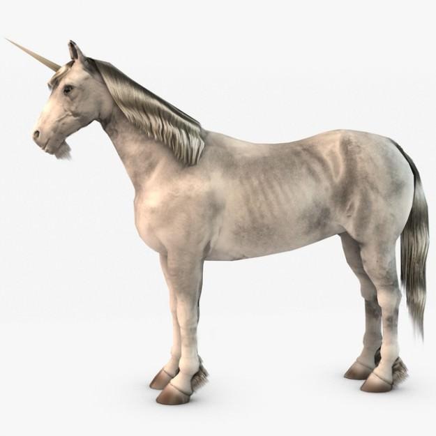 unicorn horse 3d digital - photo #22