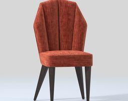 Tom Faulkner - Havana Chair 3D