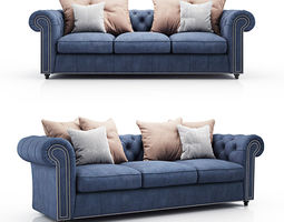 CHESTER furniture 3D
