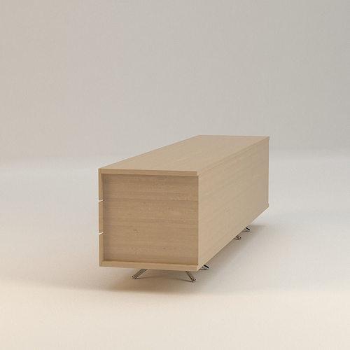 Boconcept ottawa sideboard 3d model cgtrader - Boconcept mobel ...