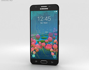 Samsung Galaxy J5 Prime Black 3D