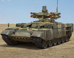 BMPT Terminator 3D model models