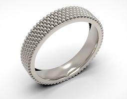 3D print model minimalism ring