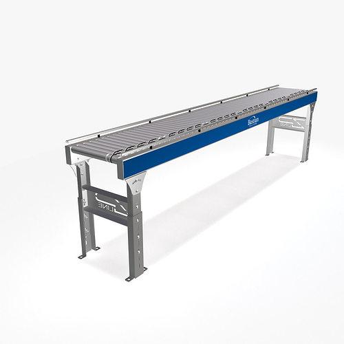 conveyor - zipline rlvdc 3d model max 1