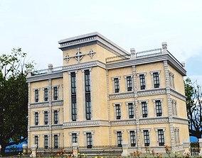 3D asset Old Building - Best Quality